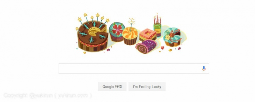 Happybirthday from Google! (Android版)