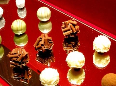 チョコレートはトリュフが好き!