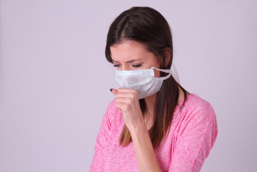 咳が止まらない!